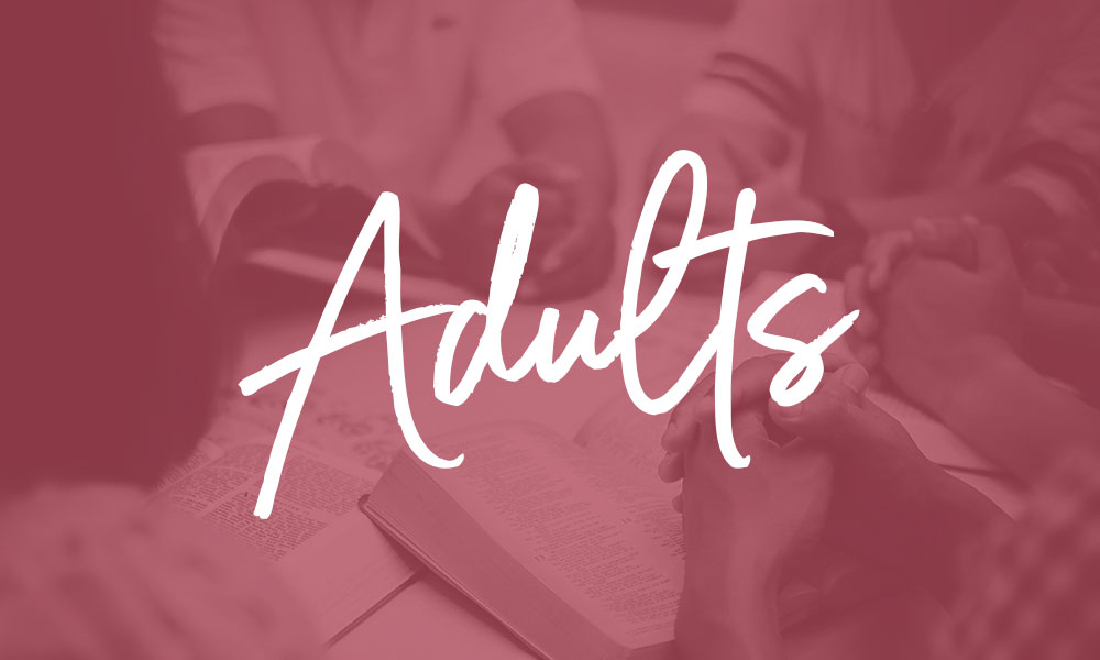 Adults Ministry
