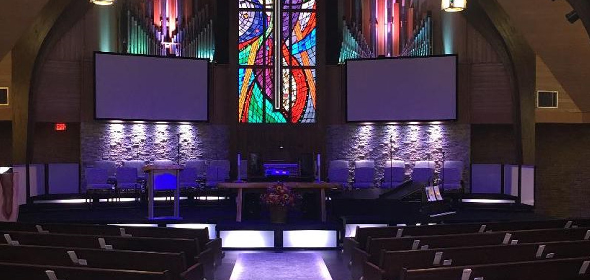 In-Person Worship Update