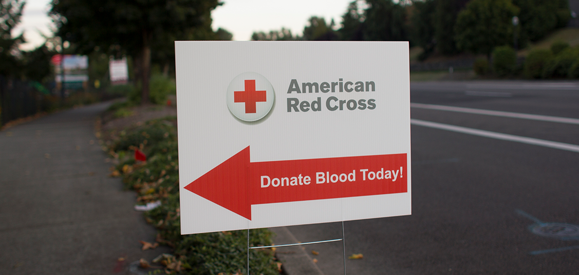 American Red Cross - Blood Drive